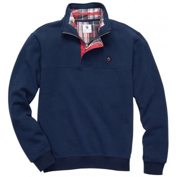 Thomas Pullover -New Navy